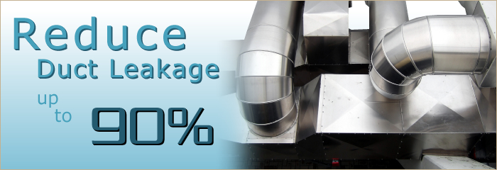 Aeroseal Southeast - Reduce Duct Leakage up to 90%