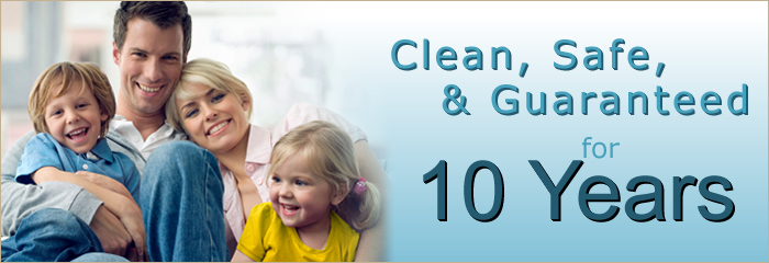 Aeroseal Southeast - Clean, Safe & Guaranteed for 10 Years