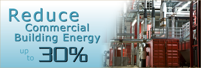 Aeroseal Southeast - Reduce Commercial Building Energy up to 30%